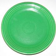 """Vintage Fiesta MEDIUM GREEN 7 1/4"""" Plate Excellent Condition"""