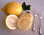 LL Lemon logo