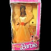 1984 Classic Peaches 'n Cream African American Barbie
