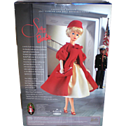 1997 Silken Flame Barbie NIB 1962 Reproduction