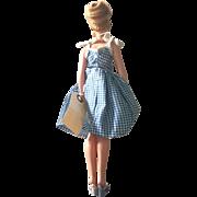 "12"" Babs Uneeda Barbie Look Like!"