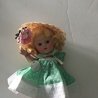 1951-52 Rare Ginny In Very rare Outfit! Mint!