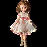 """14""""  Rare Betsy McCall Original crisp Dress!"""