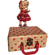 Nancy Ann Muffie Suitcase!