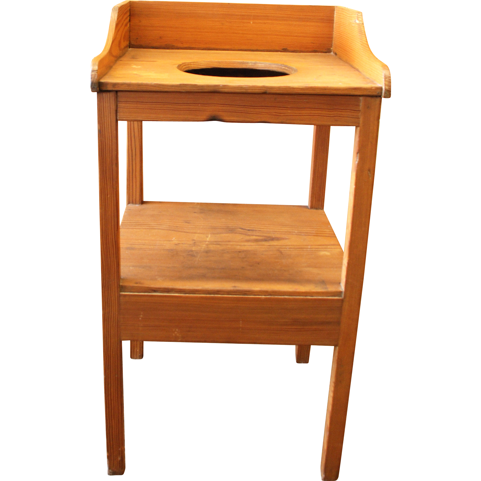 Southern Yellow Pine Wash Stand