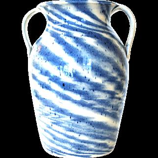 Charles Lisk Swirl Vase