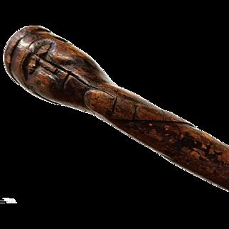 Old N.C. Walking Stick