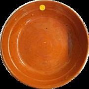 Old Jugtown Dirt Dish