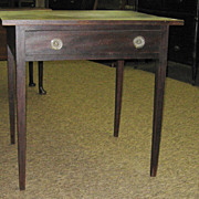 North Carolina Walnut Table
