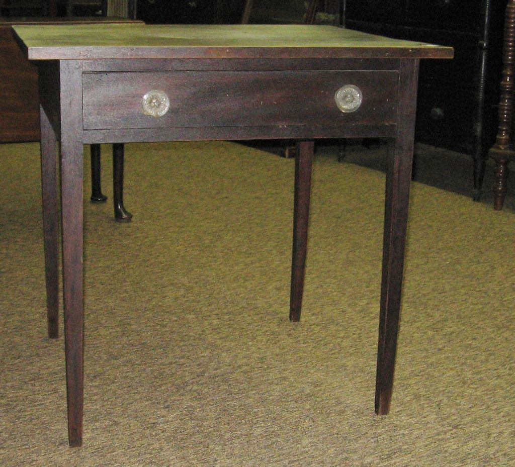 North Carolina Walnut Table