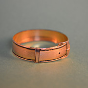 Hayward Buckle Slide Bracelet