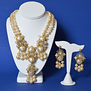 'Stanley Hagler' Necklace and Earring Set