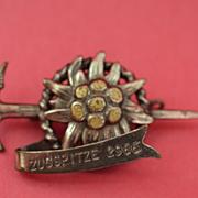 Zugspitze 2966 Souvenir Pin