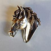 'Tortolani' Horse Pin