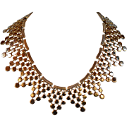 "1954 Monet ""Portico"" Necklace"