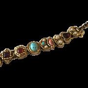 Victorian Style Slide Bracelet