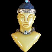 Oriental Man Bakelite