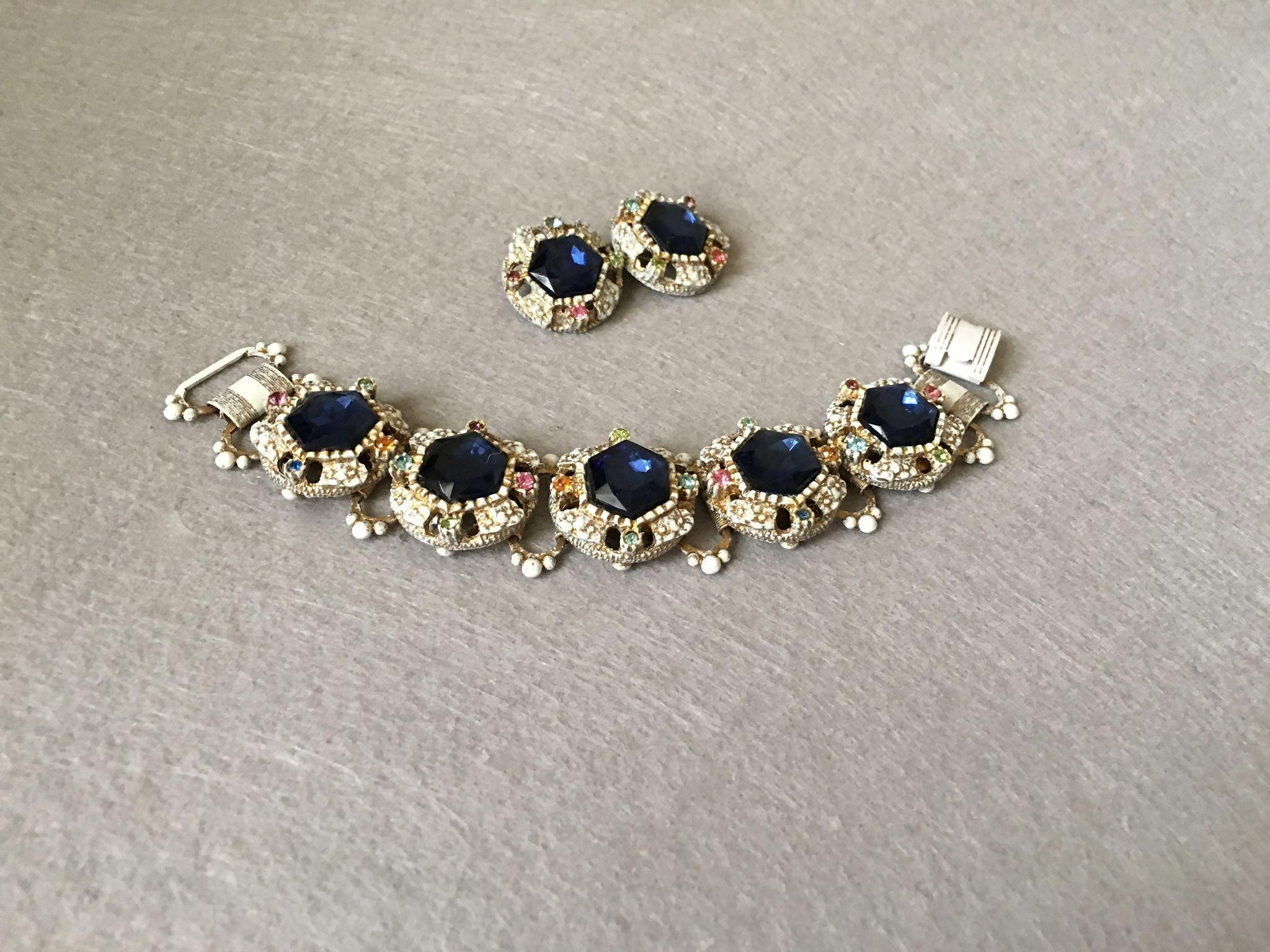 Early Bracelet and Earring Set