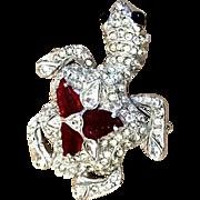 Weinberg New York Fashion Turtle Pin