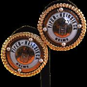 Piper Heidsieck Reims Earrings