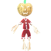 Bakelite Scarecrow by J. L. Foltz