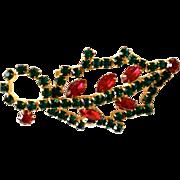 Holly Leaf Pin