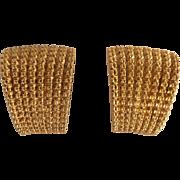 St. Johns Clip Earrings