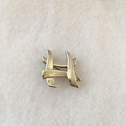Tiffany & Co. .925 Paloma Picasso Hashtag Brooch