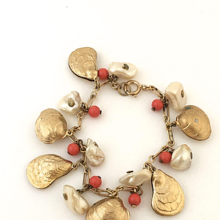 Charm Bracelet - 1950's