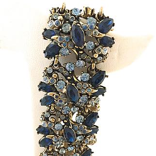 Hollycraft Bracelet,  Copr. 1952