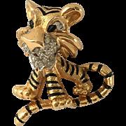 Jomaz Tiger Pin