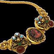 Selro- Cameo necklace - very rare