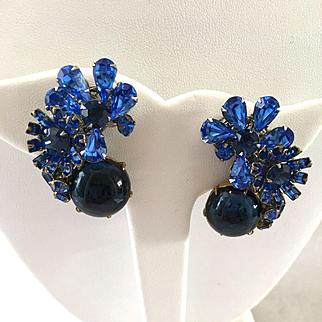 DeMario Clip earrings