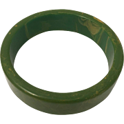 Marbled Bakelite Bangle