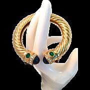 Ciner Clamper Bracelet