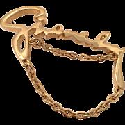 Givenchy Eyeglass Holder Pin