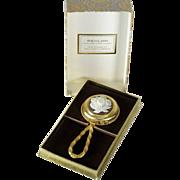 Van Cleef & Arpels Revlon Powder Love Pat Refillable Compact Dual Mirror