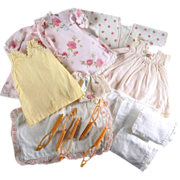 Alexander-Kins and Similar Sized Dolls Sleep Wear and Accessories