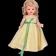 Nancy Ann Muffie 8 Inch Hard Plastic Walker Doll