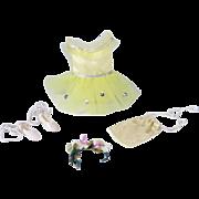 Ideal Pepper Budding Ballerina Outfit