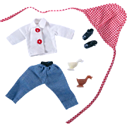 Betsy McCall HTF Farm Girl by American Character
