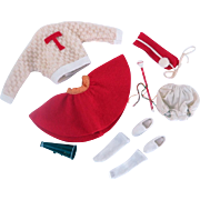 Tammy Cheerleader Outfit by Ideal