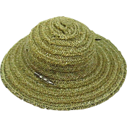 Vintage Hat for Ginny Muffie and Other 8 Inch dolls of the 1950's