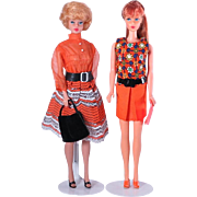 Vintage Clone Outfits and Accessories for Barbie