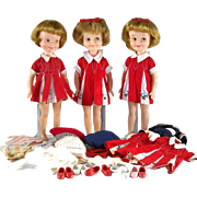 Penny Brite Dolls, Clothing and Accessories by Deluxe Reading