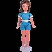 Rare Hong Kong Ideal Brunette Tammy Doll