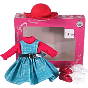 Vogue Ginny Boxed Outfit #7134 from 1957