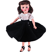 New Old Store Stock 1950's Premier Fashion for 10 1/2 to 11 inch Dolls