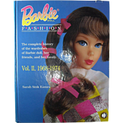 Barbie Doll Fashion Reference VOL. II Sarah Sink Eames