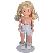 Nancy Ann Muffie Doll with Original Clothing